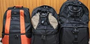 Wybór plecaka podróżnego