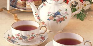 Tradycja picia herbaty w Anglii