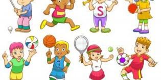Strój dla małego sportowca
