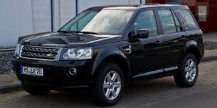 Serwis Land Rover w Warszawie – ranking najlepszych punktów