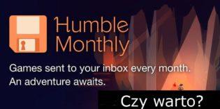 Humble Bundle Monthly – czy warto? Jak działa?