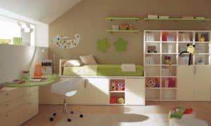 Jak umeblować dziecięcy pokój?