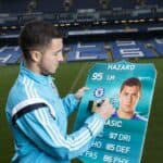 Spersonalizowane realne karty z gier FIFA